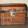 Small Slat Trunk - Doll Trunk
