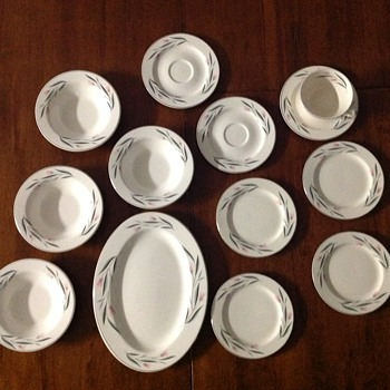 Mystery dishes