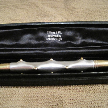 Vintage Tiffany and Co. designed by Schlumberger Pen - Pens