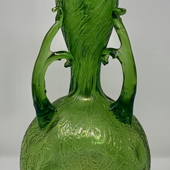 Very Rare Loetz Astglas in Creta - PN II-777, ca. 1900 - Art Glass