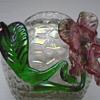 Art Nouveau Kralik Martelé Irridescent Bowl