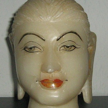 Unusual Portrait of Buddha - Asian