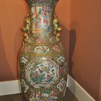 Chinese Urn #1