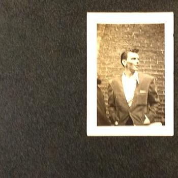 Frank Sinatra photos (one of a kind!)