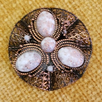 What's your opinion on this brooch/stones - Fine Jewelry