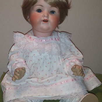 "18"" German Doll"