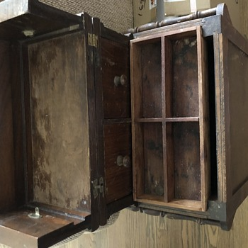 Is this a sewing cabinet? - Furniture