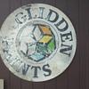 Vintage Glidden Paints Sign