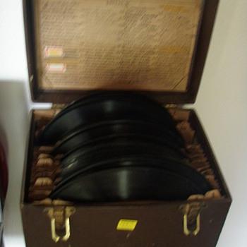 Grandma's record collection - Records