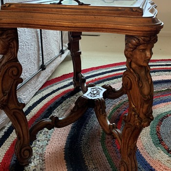 The Creepy Table (as the kids call it)... - Furniture