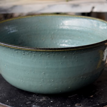 Large Mixing Bowl  - Studo Pottery Functional Piece - Pottery