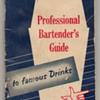 1950's - Pocket Bartender's Guide