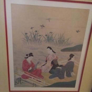 Asian Art Japanese - Asian