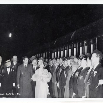 Royal Visit 1939, Brandon, MB - Photographs