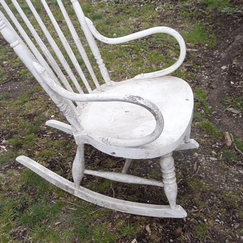 Does Anyone Know What Style this Rocker is Called