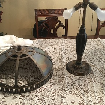 Need help identifying this lamp.  - Lamps
