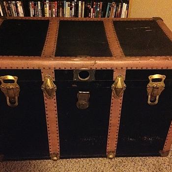 Abrams Trunk - Furniture