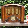 Vintage Pilot Tube Radio Model 123 From 1935
