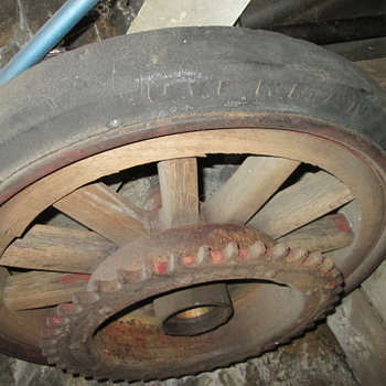My Overman Wheels....<3 - Firefighting