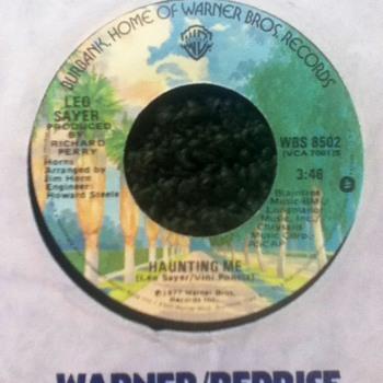 Leo Sayer 45 Record - Records