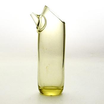 Jug, Vicke Lindstrand (Kosta, 1950s) - Art Glass