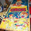 1930's/1940's Wooden Circus Posters