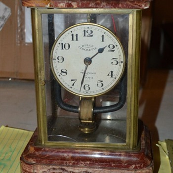 4 Bulle Clocks, Not my Favorites - Clocks