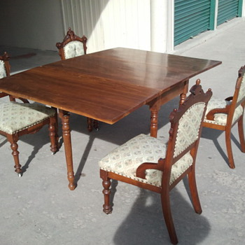 Victorian Dining Set - Furniture