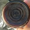 Old Busch beer bottle