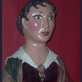 More - Magda - a Fortune Teller - Dressing - Dolls