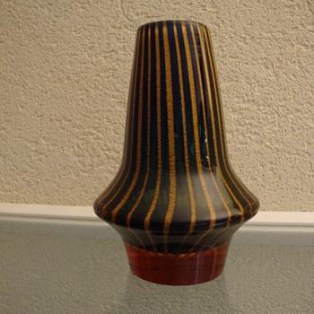 chribska piece by joseph hospodka 1965 - Art Glass