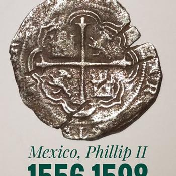 My oldest find  - World Coins