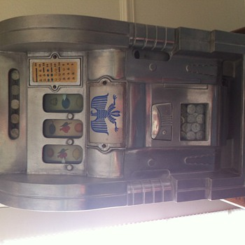 Nickel Slot Machine Front Counter - Mills Novelty Co - Coin Operated
