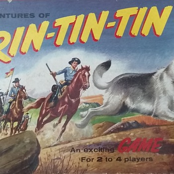 The Adventures of Rin-Tin-Tin Game! - Games