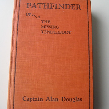 Pathfinder or The Missing Tenderfoot Book - Books