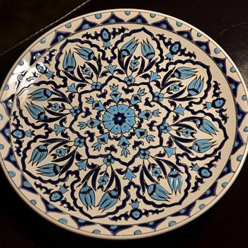 Greek Plate - info? - Pottery