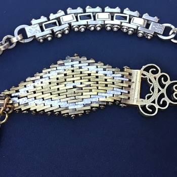 Jakob Bengel Pocket Watch Chains - Victorian Era