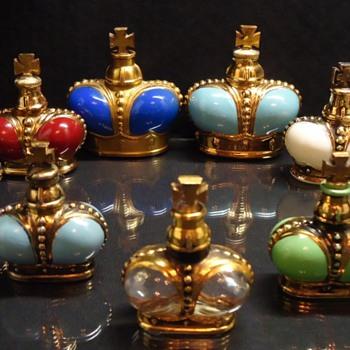 Prince Matchabelli Mini Bottles - 1928-1960