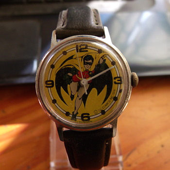 1978 Timex Robin the Boy Wonder Watch - Wristwatches