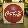 Coca-Cola Sign, Original Mini Coke Cooler, Ferrari Race Car, Hire's Root Beer