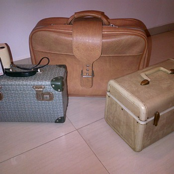 Assorted old cases