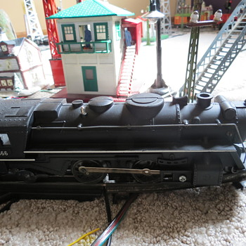 Marx train #666 in Like new condition: no box - Model Trains