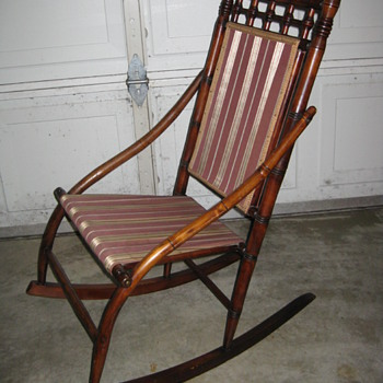 Beautiful, Mysterious Chair