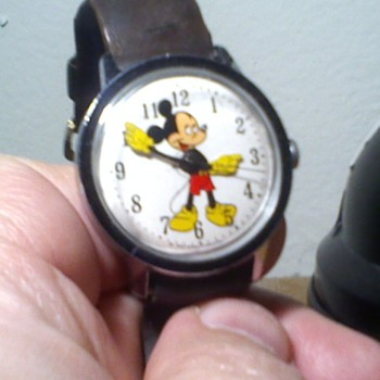 everyone in here has to have at least one M M watch!