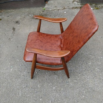 Teak MCM armchair - Furniture