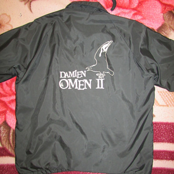 Damien Omen 2- Crew Jacket - Movies
