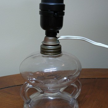 2 Fingerhole oil lamp - Lamps