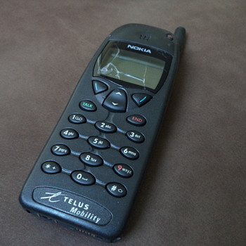 Vintage Nokia Cell Phone