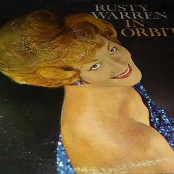 RUSTY WARREN - Records
