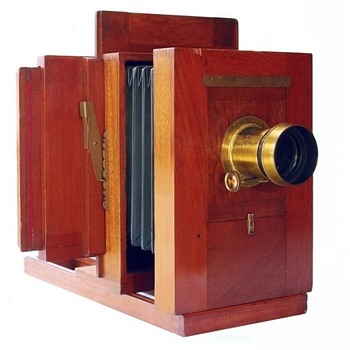 Gennert Penny Picture Studio Camera. c.1880s - 90s - Cameras